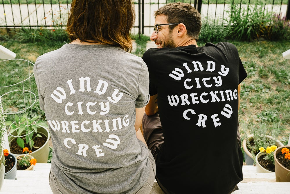 Image of Men's Wrecking Crew