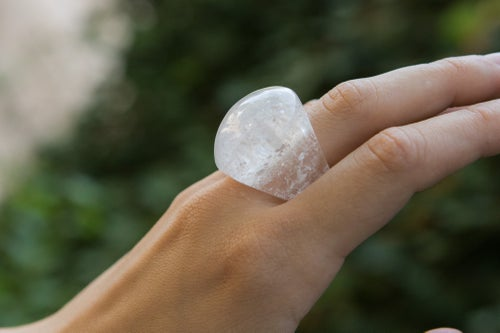 Image of Quartz Ring
