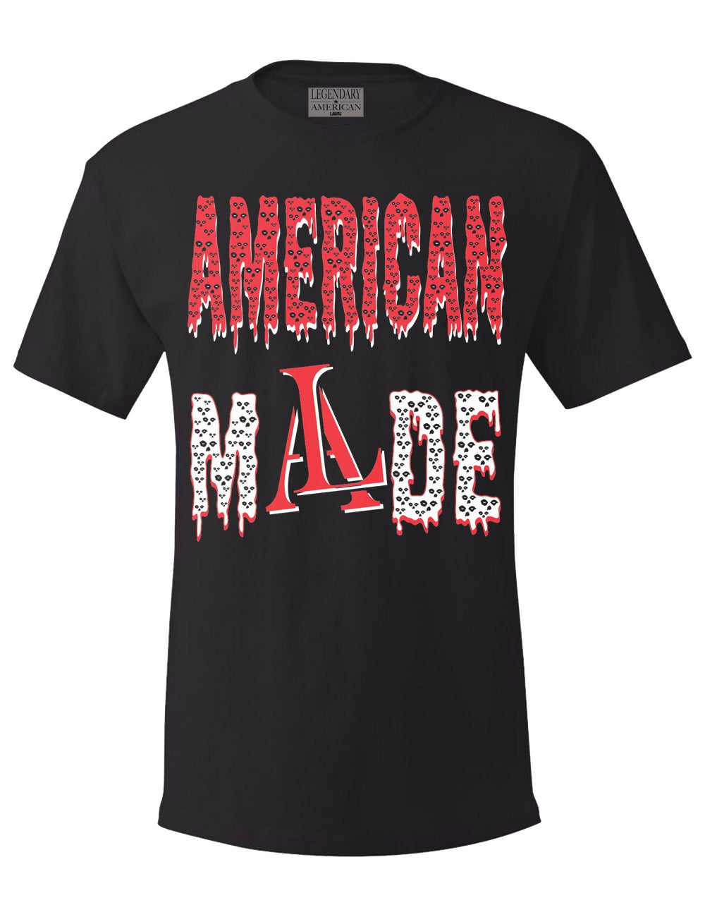 Image of Legendary American American Misfit tee