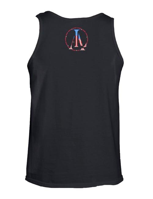 Image of Legendary American LA logo tank top