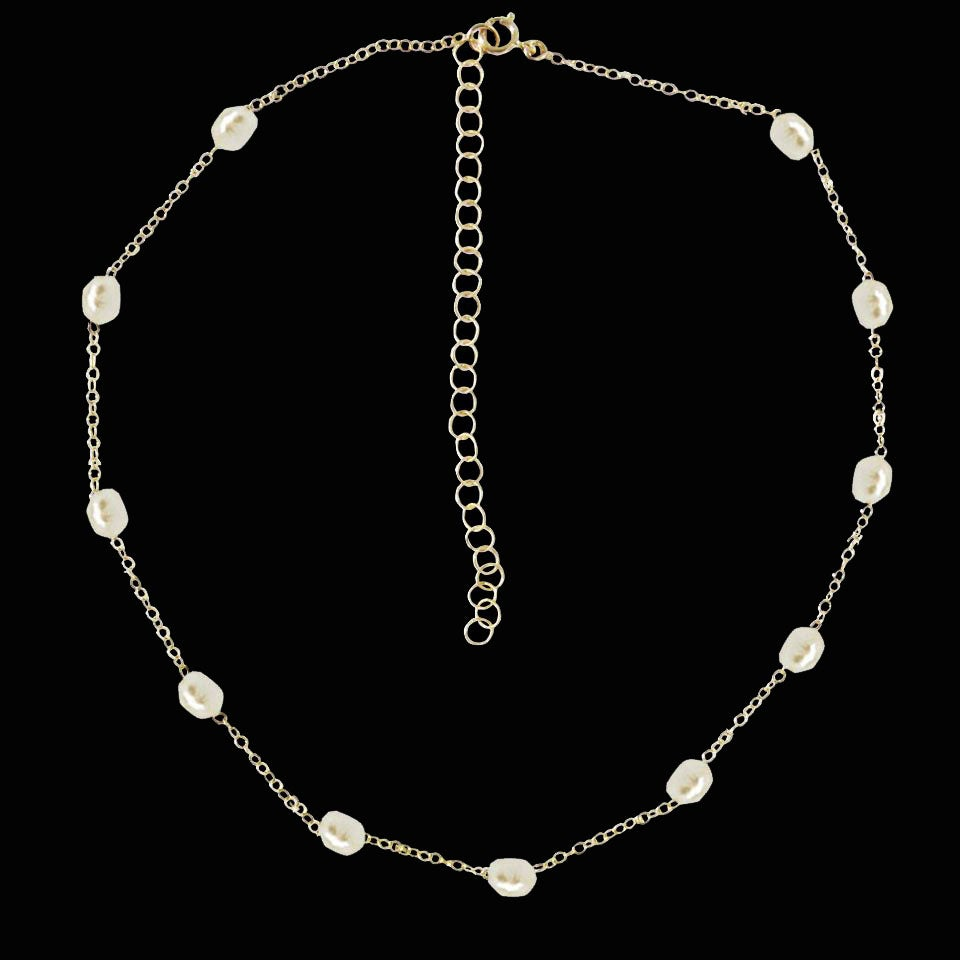 Image of Mother of Pearl Choker