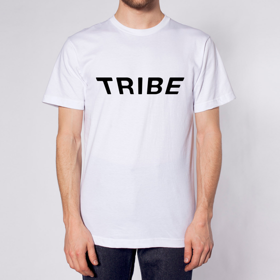 Image of Tribe Wordmark Tee