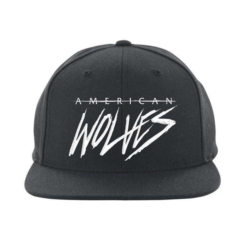 Image of AMWLVS Snapback hat