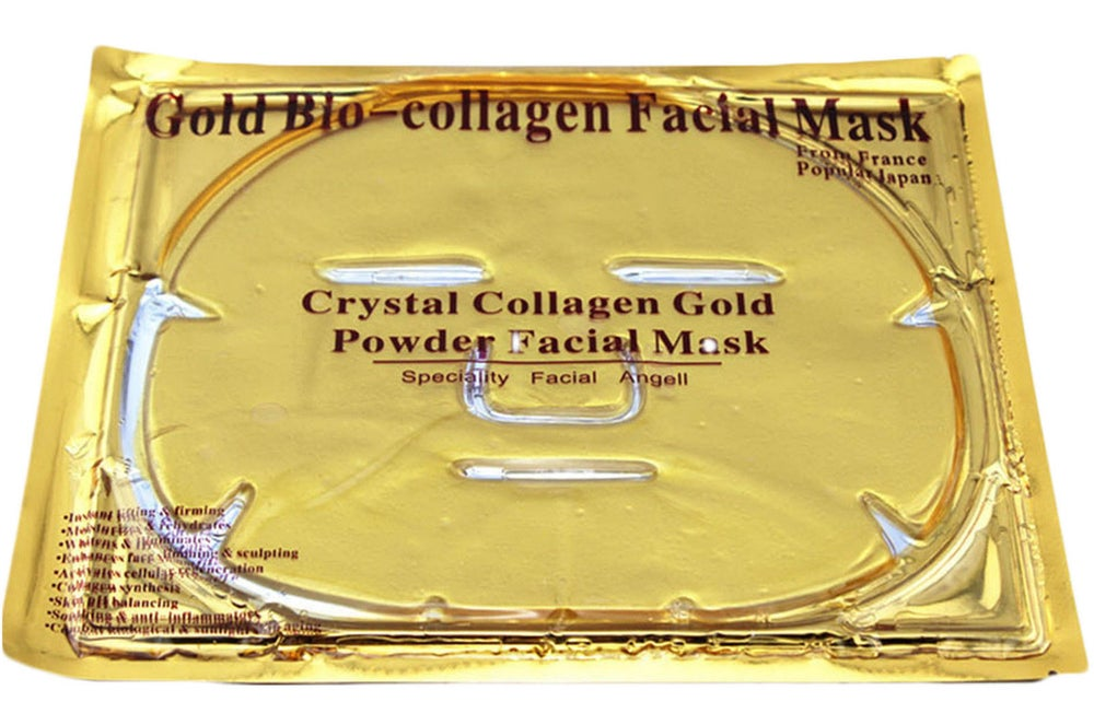 Image of Gold Bio Collagen Face Mask