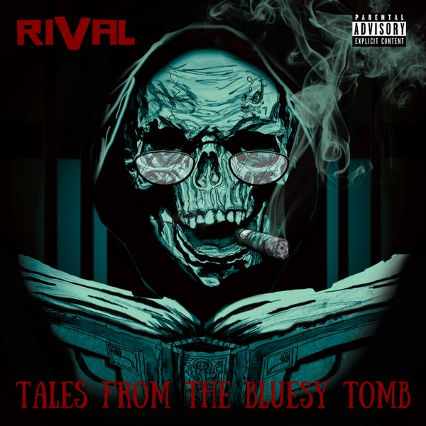 Image of Tales From The Bluesy Tomb - CD