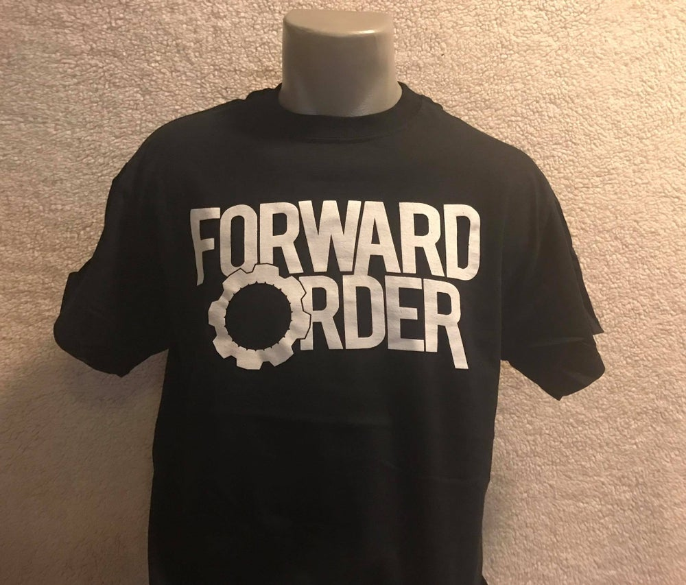 Image of Forward Order Plain T-Shirt