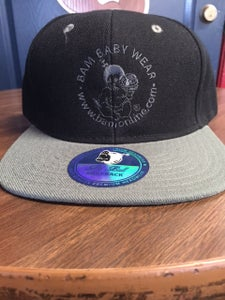 Image of Gray Bam's Snap Back
