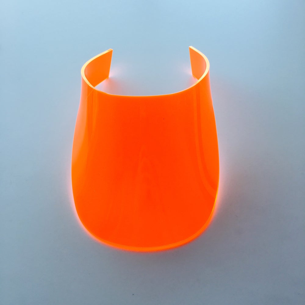 Image of Plastique Visor
