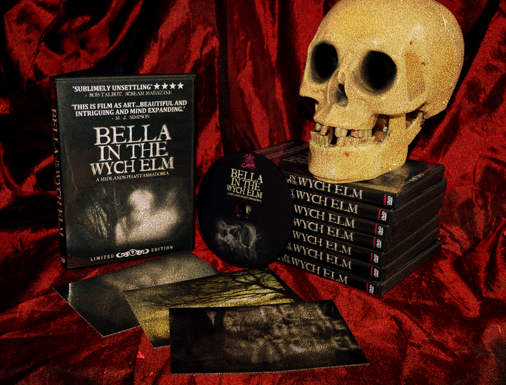 Image of BELLA IN THE WYCH ELM LIMITED EDITION DVD SET [P+P INC. IN PRICE] - TEMPORARILY SOLD OUT, BACK SOON!