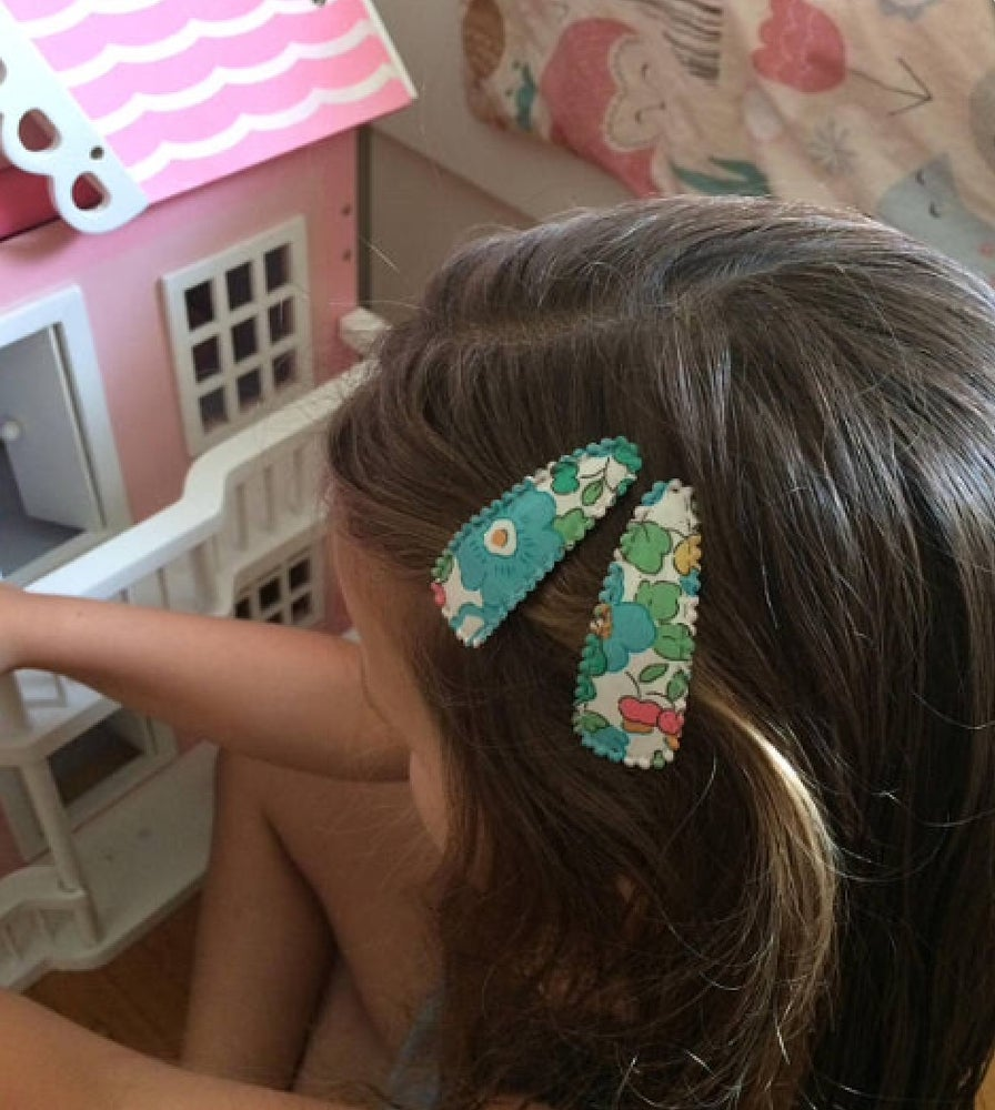 Image of Liberty Hair Clips