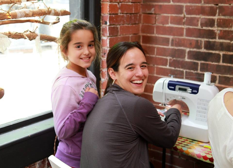 Image of Parent/Child Intro to Sewing - 10/21, 12-2pm