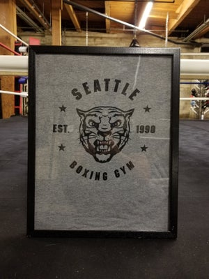 Image of SBG T-Shirt Grey/Black