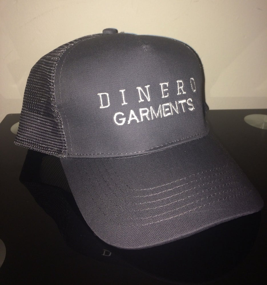 Image of Dinero Trucker - Grey