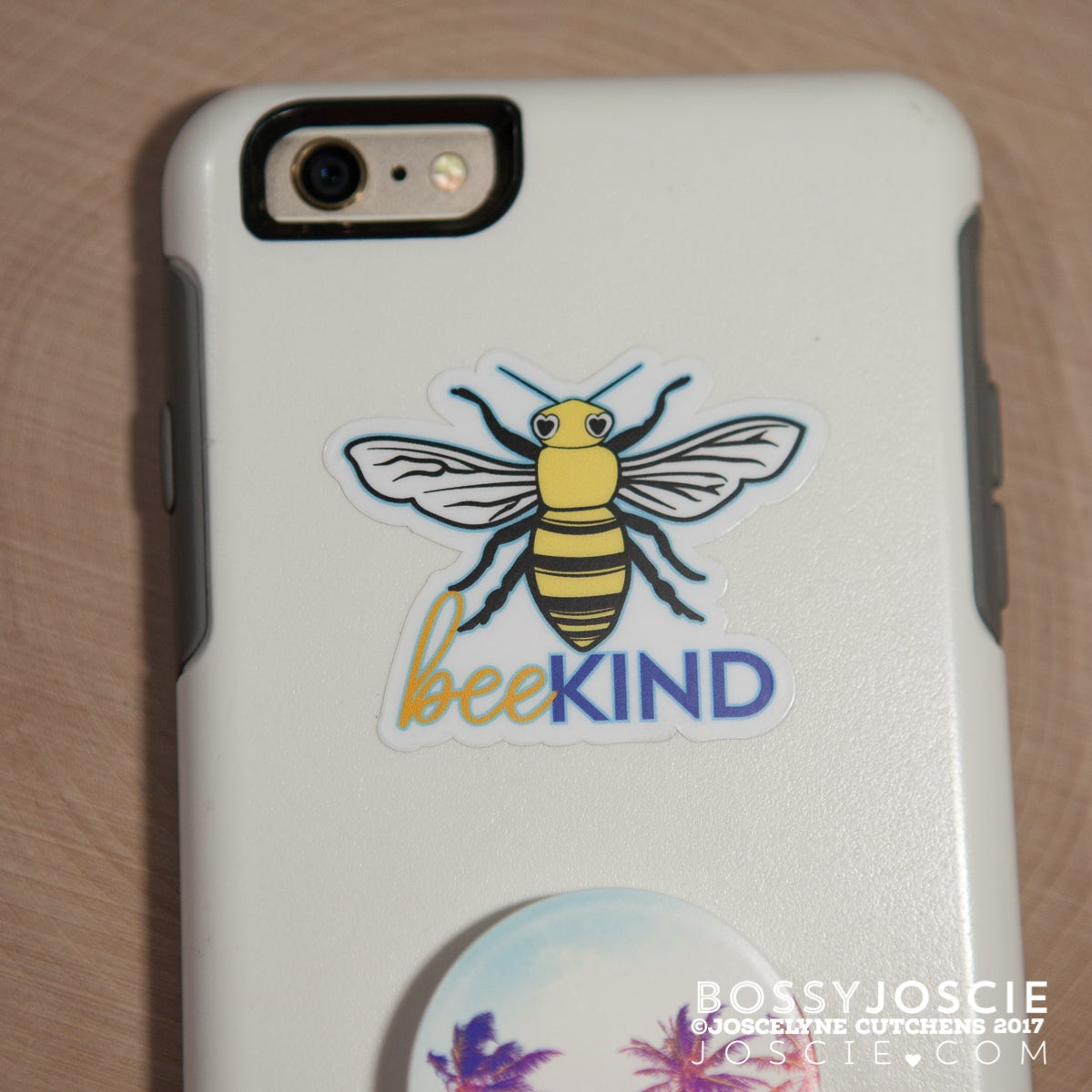 Image of Bee Kind Sticker