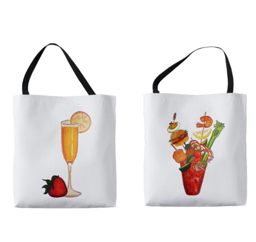 Image of Brunch Cocktail Tote
