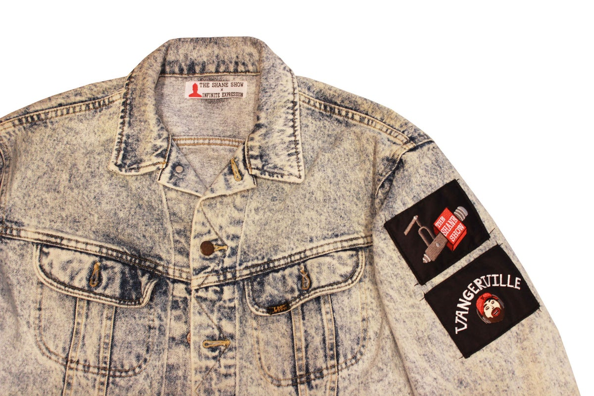 Image of Custom 1 of 1 Shane Show Denim Jacket