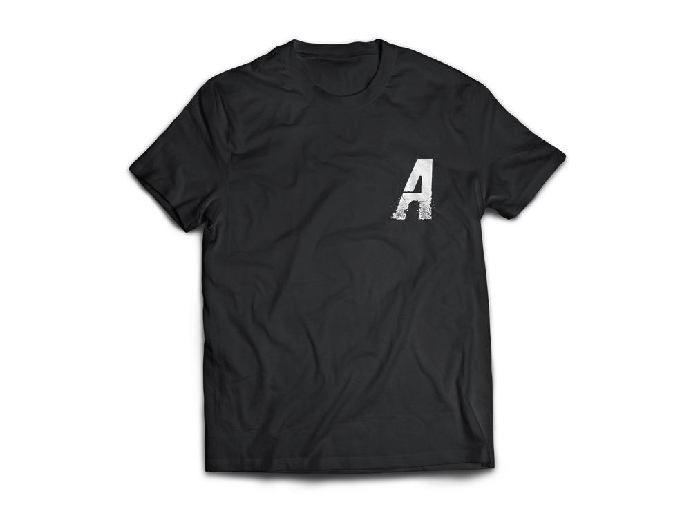 Image of ASHES Logo Tee
