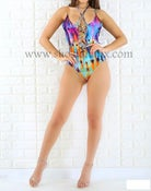 Image of Bali Swimsuit Set