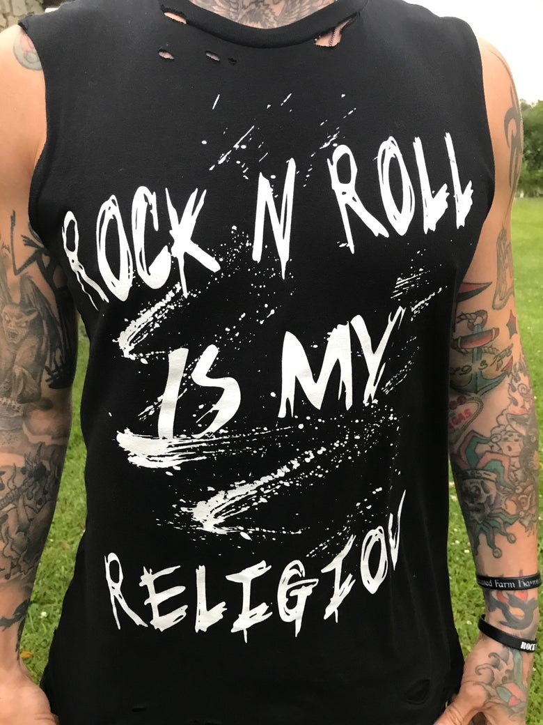 Image of Rock N Roll Is My Religion