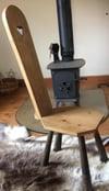 Spinning Wheel Chair