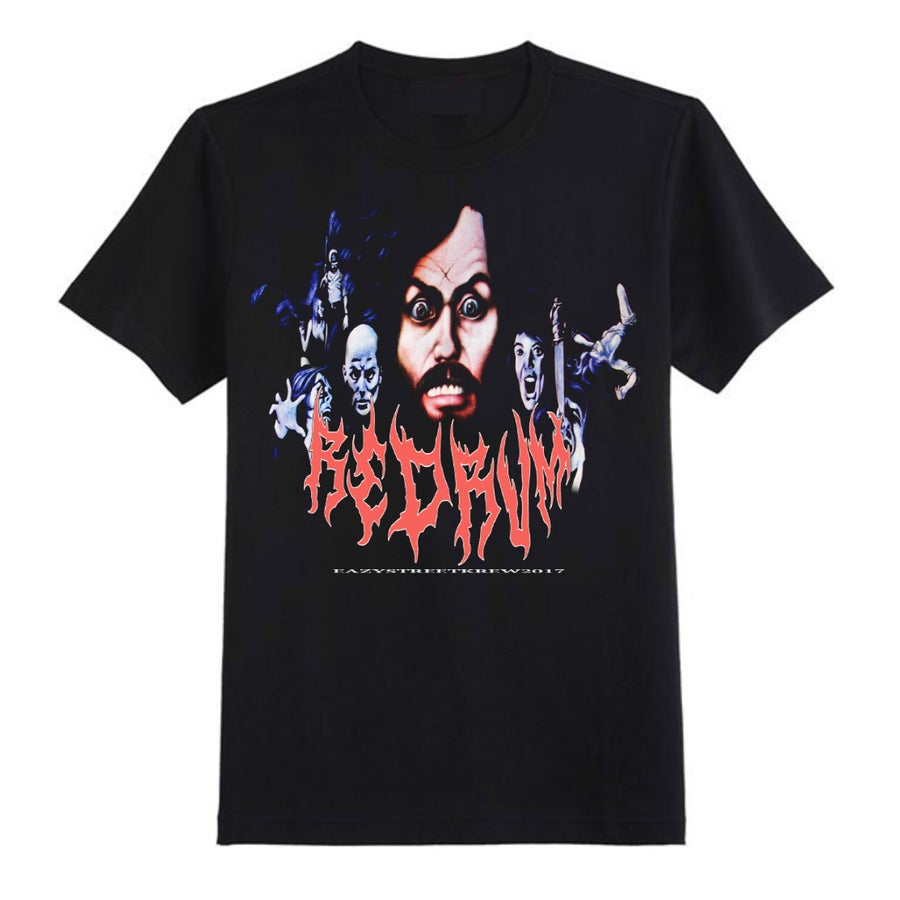 Image of MANSON FAMILY TEE [BLACK]