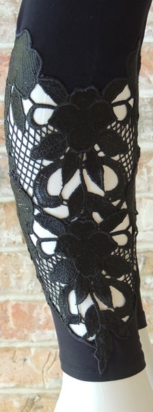 Image of The other black lace FW6025