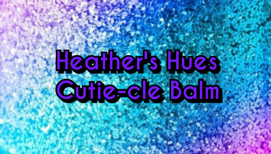 Image of Cutie-cle Balm Jar