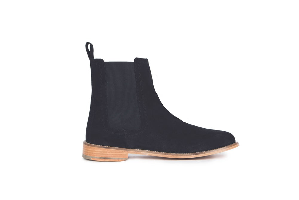 Image of  Chelsea Boot - Black