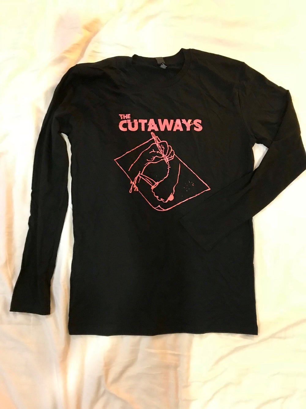 Image of Knife long sleeve shirt