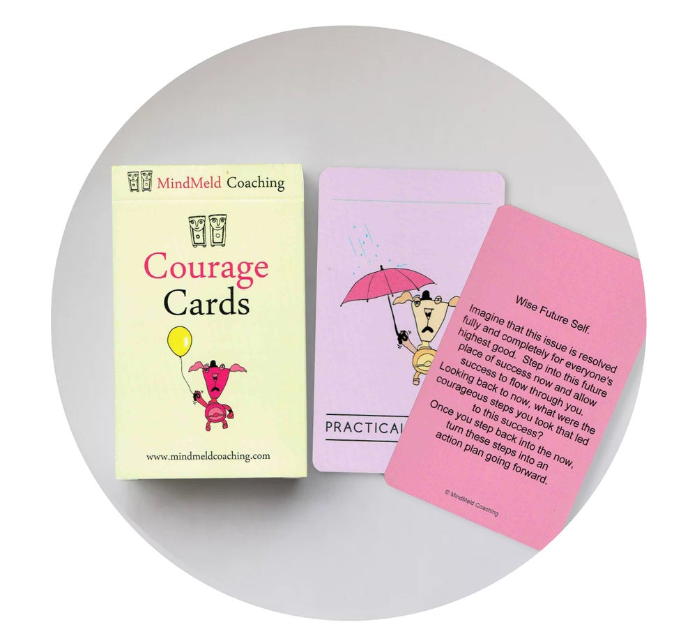 Image of Courage Cards