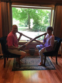 Image of One Hour Private Didgeridoo Playing Lesson $70