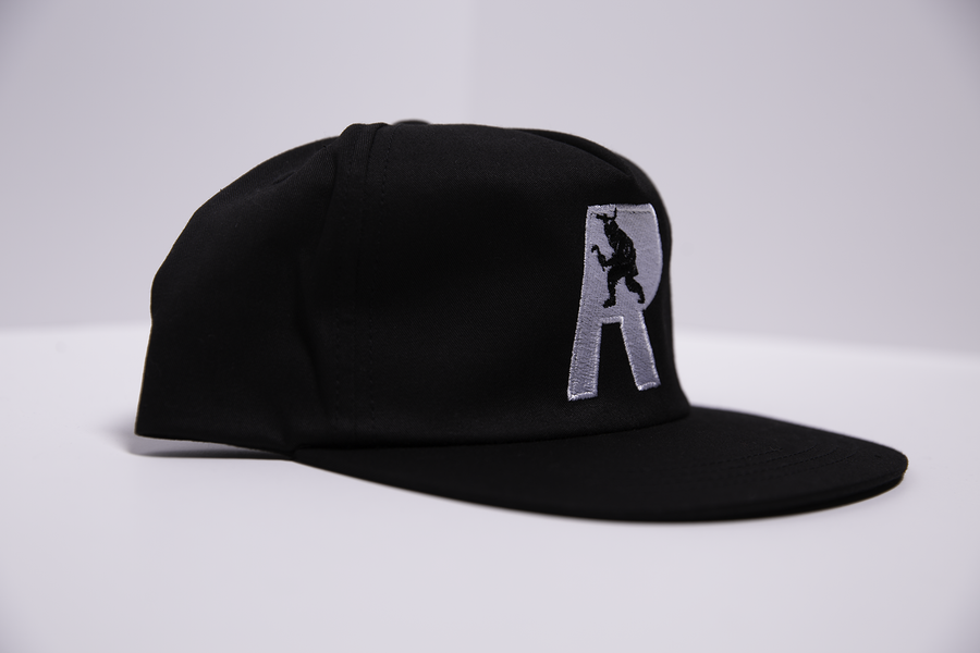 Image of Ninja R 5-panel Unconstructed Snapback
