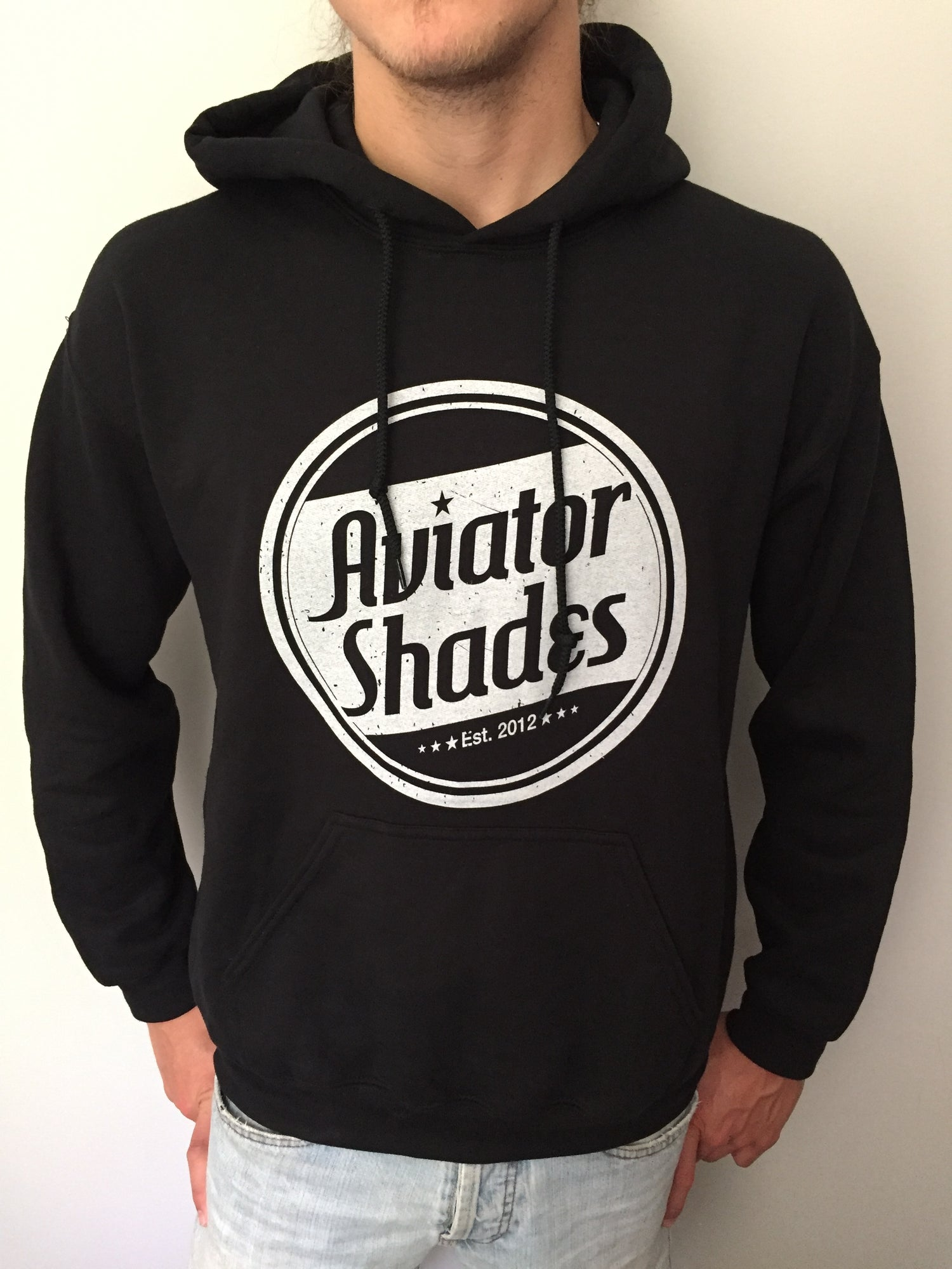 Image of Aviator Shades new Logo - Hoodie