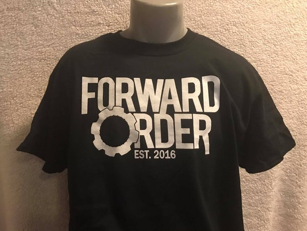 Image of Forward Order Est. 2016 T-Shirt