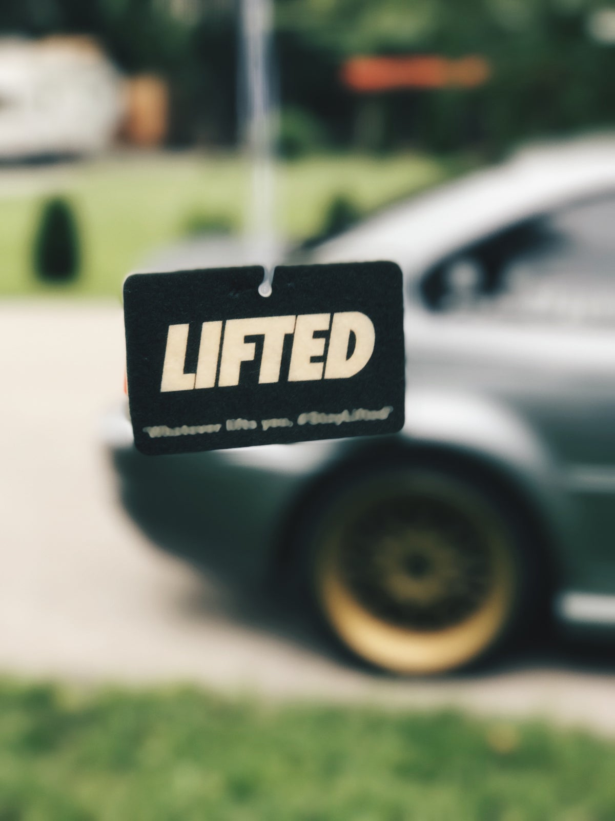 Image of Lifted Car Air Fresheners