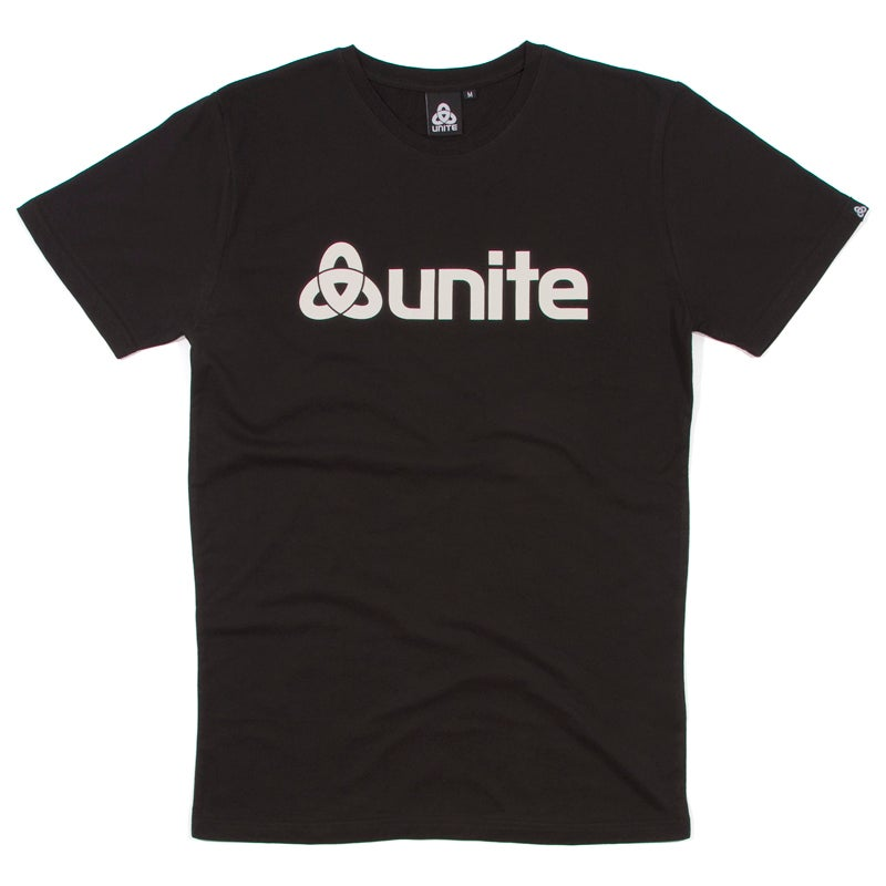 Image of Trademark Tee Shirt <br>Black