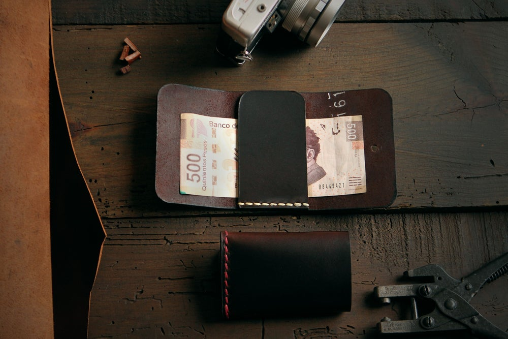 Image of Trifold Minimal Wallet