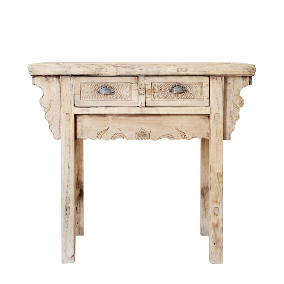 antique console table. Antique Console Table