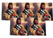 Image of SK8RATS Jesus VX1000 Sticker Pack 5