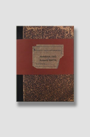 Image of NoteBook 1943