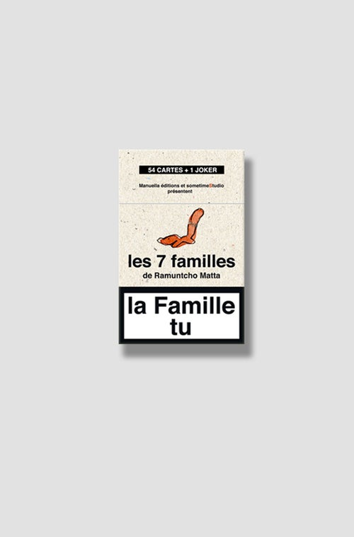 Image of Les 7 familles
