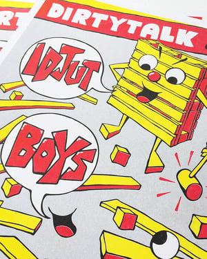 Image of Idjut Boys Poster