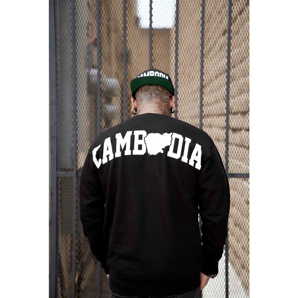 Image of Cambodia Crewneck Sweater