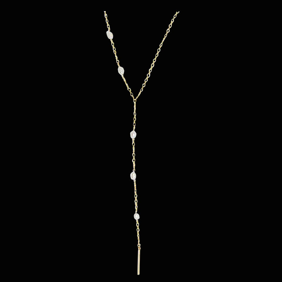 Image of Mother of Pearl Lariat