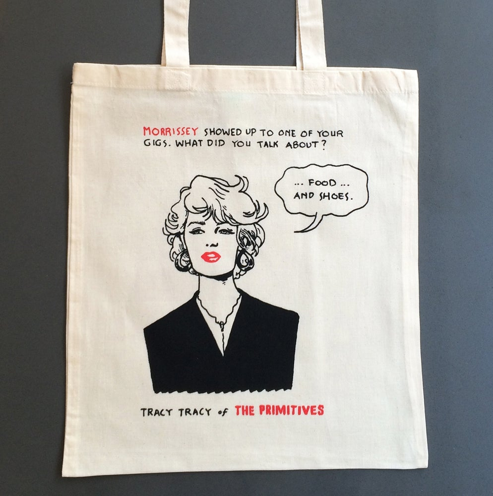 Image of TT 120 Minutes Interview Tote Bag
