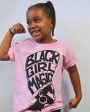 Image 2 of Black Girl Magic Women + Girls T-Shirt