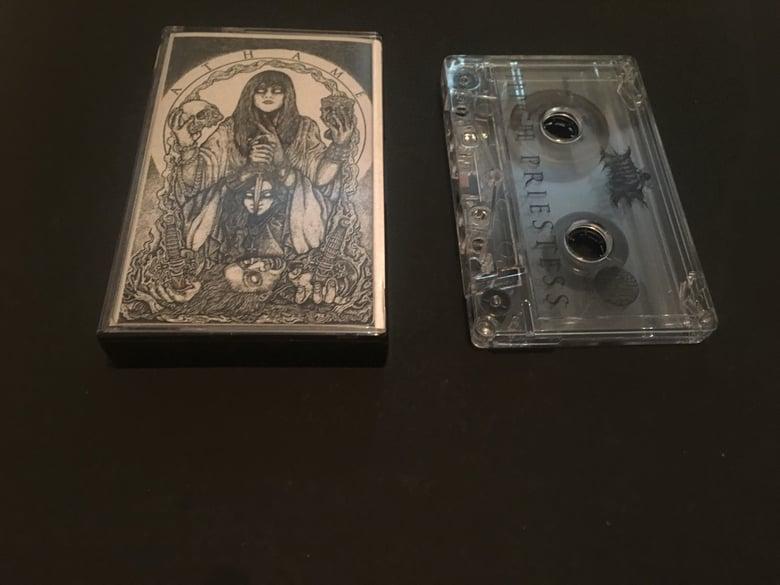Image of Athamé-High Priestess Tape