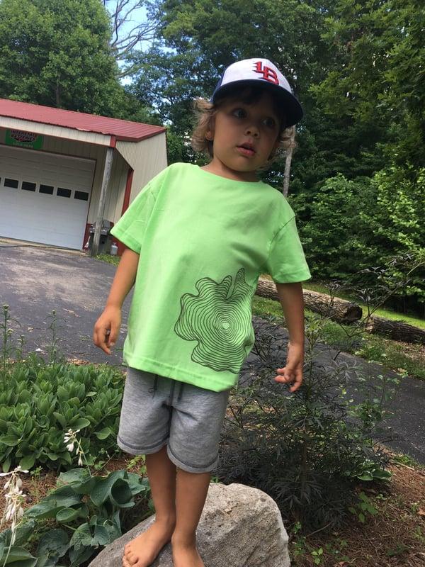 Image of Kids Cedar tees