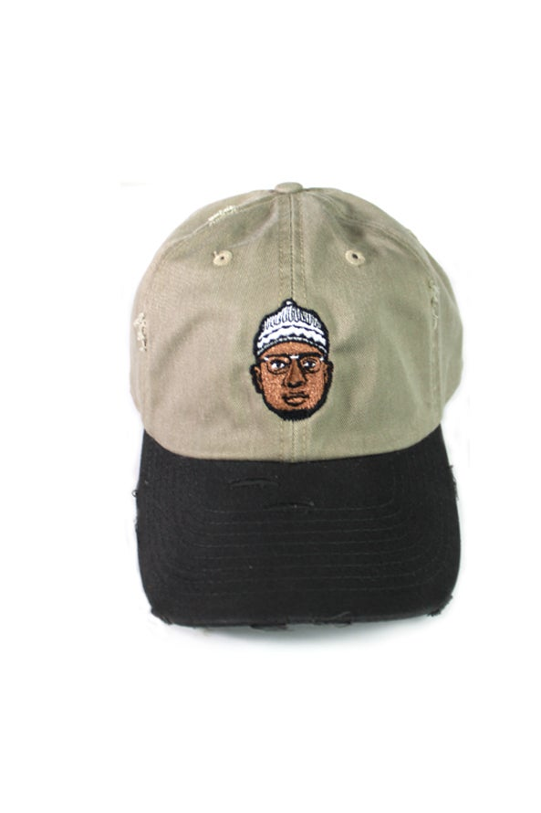 Image of 75 Cabral Khaki Dad Hat