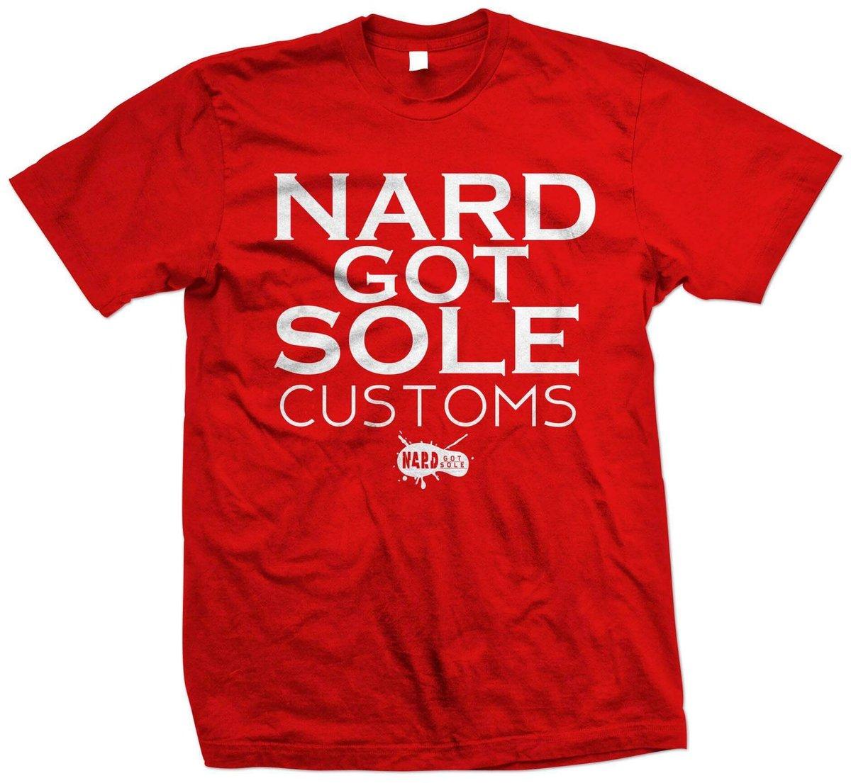 Image of Nard Got Sole Custom Tee